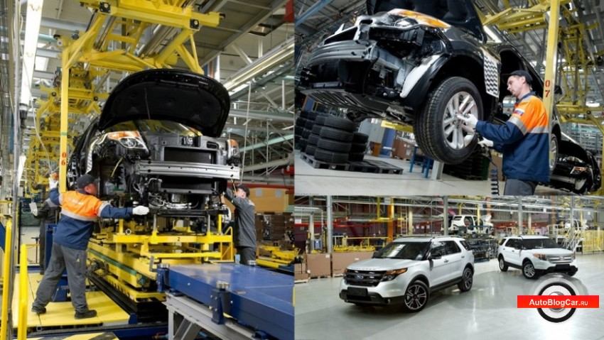 Что такое крупноузловая сборка автомобилей. Особенности и методика процесса