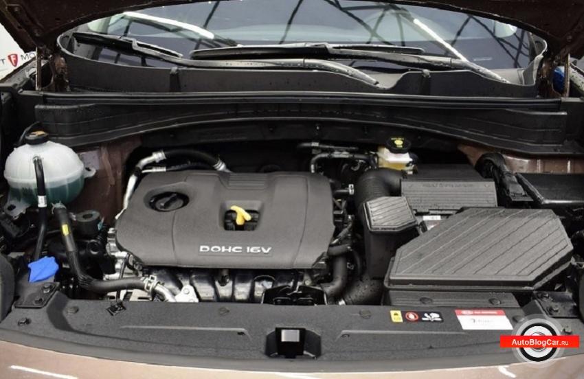 двигатель g4na, 2.0 G4NA, двигатель kia, бензиновый, 2.0 dohc, надежность