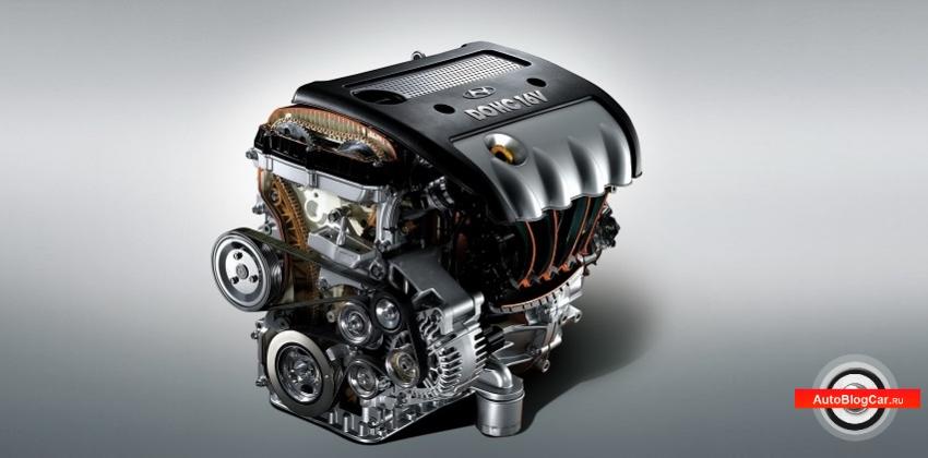 Характеристики для двигателя Kia Rio объемом 1,4 и 1,6 литров   KiaNova