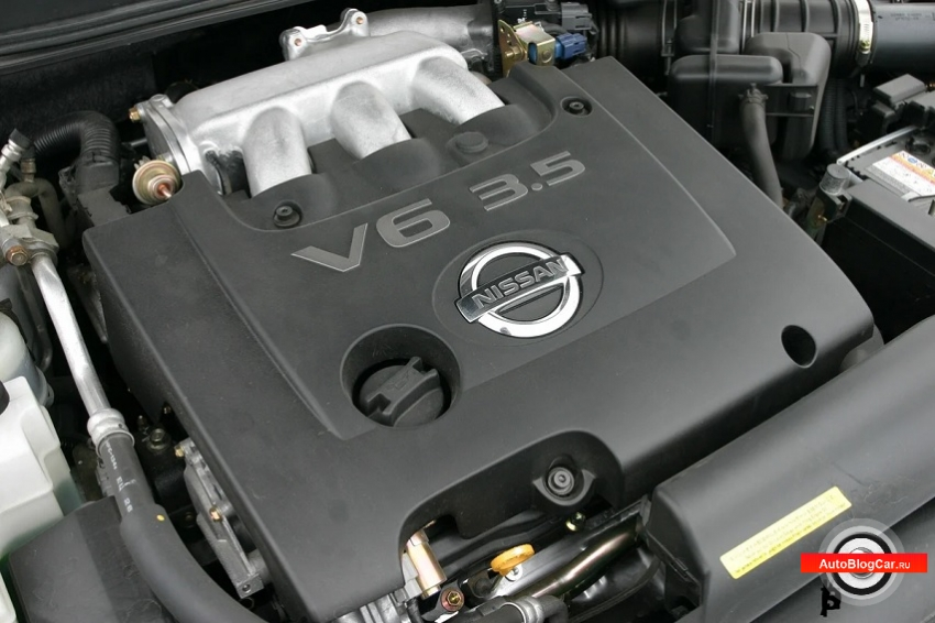 Двигатель Ниссан/Инфинити VQ35DE 3.5 V6: характеристики, надежность, расход, сервис, болячки, отзывы и ресурс