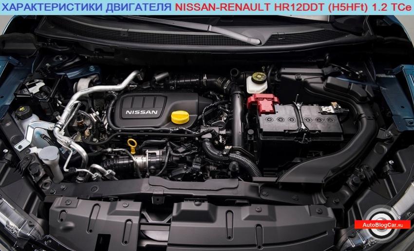 Двигатель Nissan-Renault HRA2DDT (H5Ft) 1.2 Dig-T (TCe): надежность, характеристики, ресурс, расход, поломки, цены и отзывы