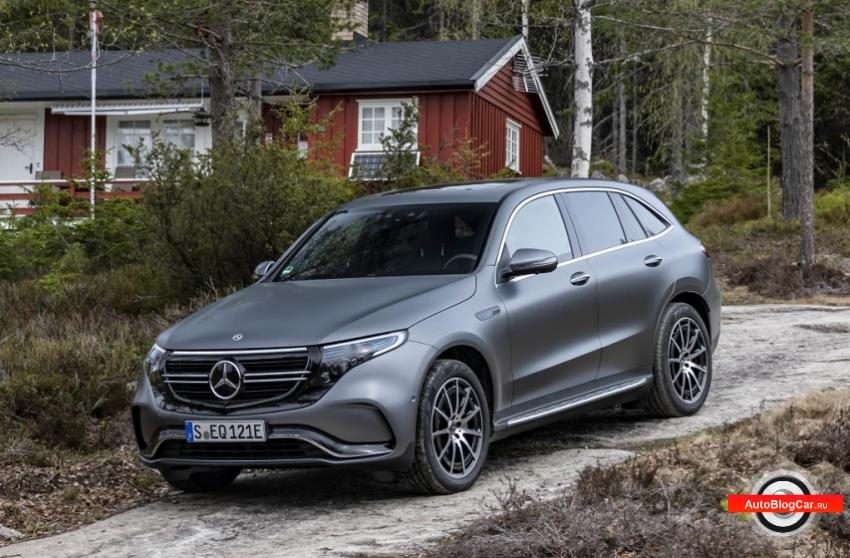 Честный обзор электрокара Мерседес-Бенц EQC (Mercedes-Benz EQC): особенности, характеристики, отзывы и ресурс