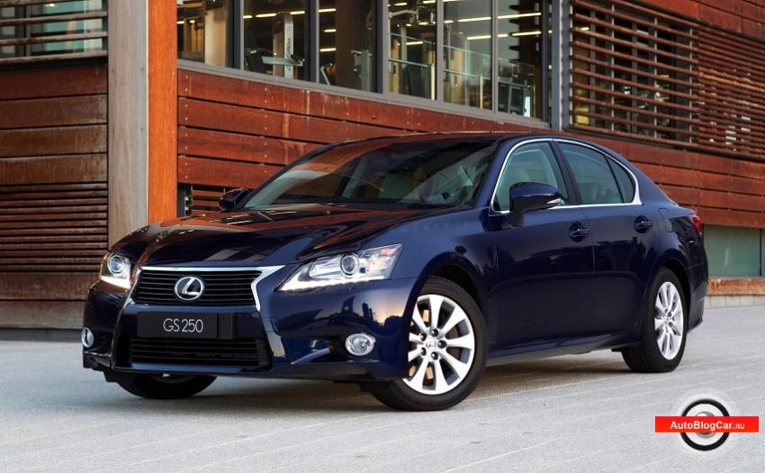 Лексус GS 250 (Lexus GS 250) - честный обзор роскошного японца. Особенности, характеристики, отзывы и ресурс