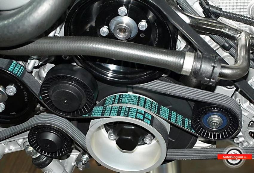Клиновый ремень в автомобиле: особенности, виды, функции, интервалы обслуживания и замены