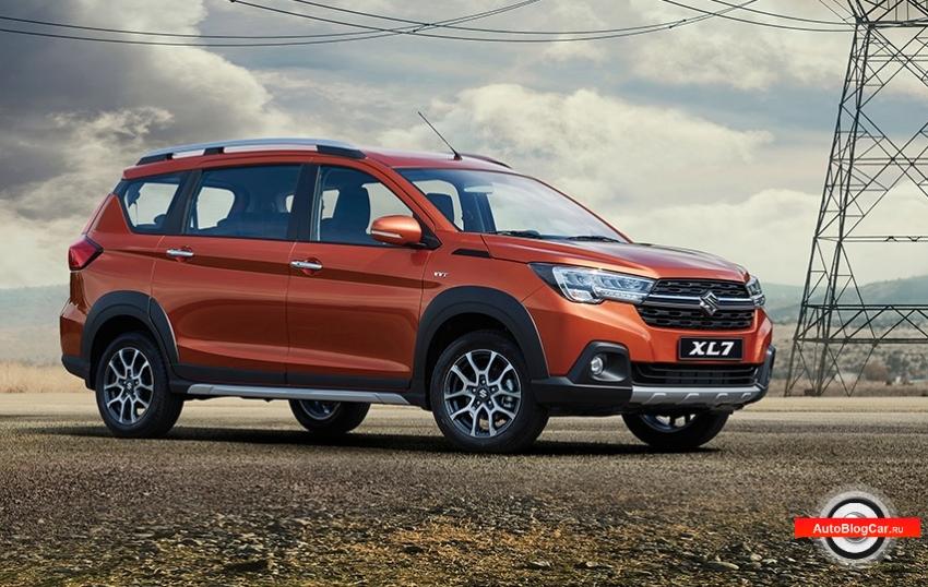 Suzuki XL7 (Сузуки ХЛ7) 1.5 K15B 105 л.с - честный обзор: особенности, характеристики, комплектации и ресурс