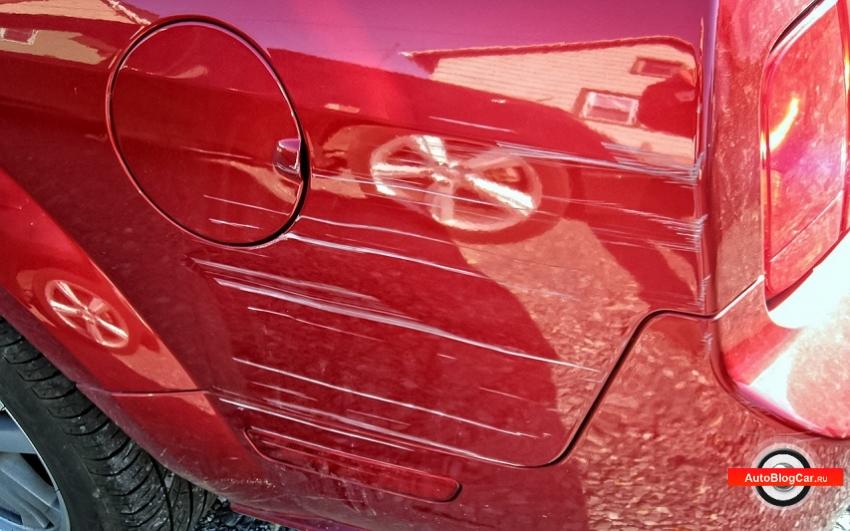Причины повреждения ЛКП кузова автомобиля. Стоит ли делать полировку кузовных деталей?