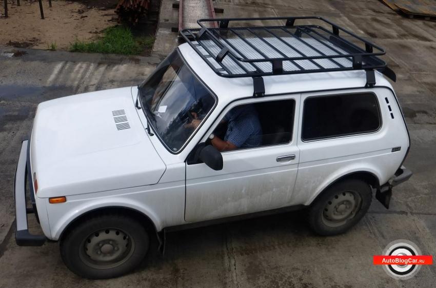 Как сделать экспедиционный багажник на Ниву 2121 (ВАЗ 2121)? Пошаговая инструкция и верные советы