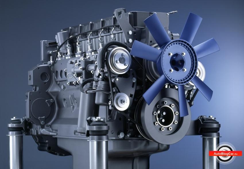 Дизельный двигатель: как работает и чем отличается от бензинового мотора?