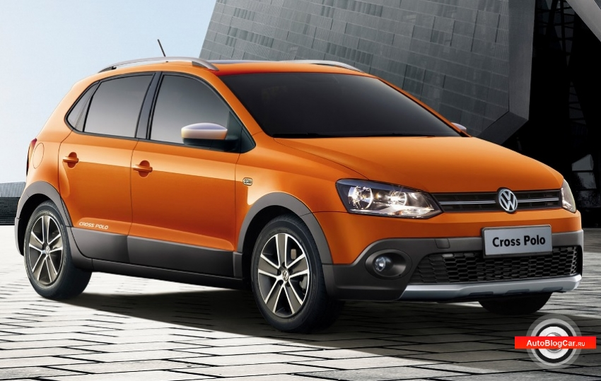Volkswagen Polo Cross (Фольксваген Поло Кросс) CJZA 1.2 TSI 16v 105 л.с: характеристики, комплектации и ресурс