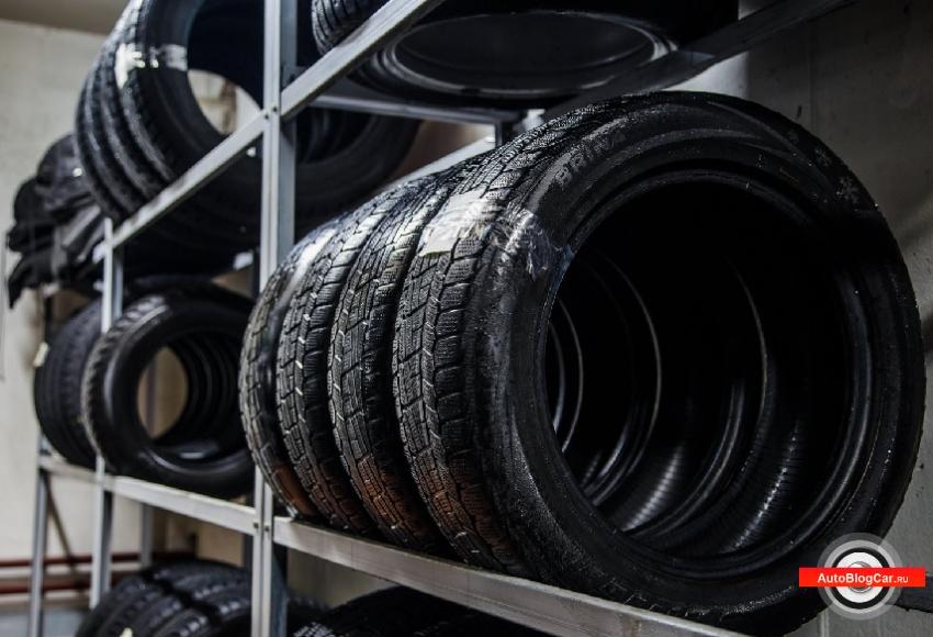 Как правильно хранить автомобильные покрышки без дисков? Особенности, рекомендации и верные советы