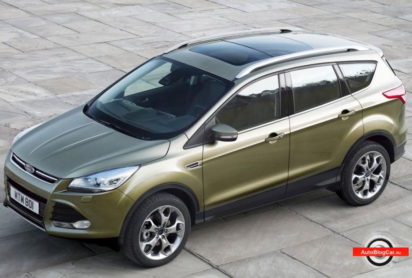 Ford Kuga 2 (Форд Куга 2) JQMB/JTMA 1.6 EcoBoost (150/182 л.с) - честный обзор. Характеристики, достоинства и ресурс