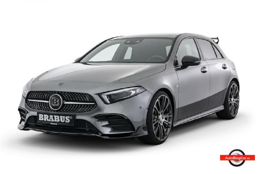 Честный обзор Mercedes Brabus A250 (Мерседес Брабус А250) W177 M260 2.0 270 л.с. Цена, характеристики и ресурс