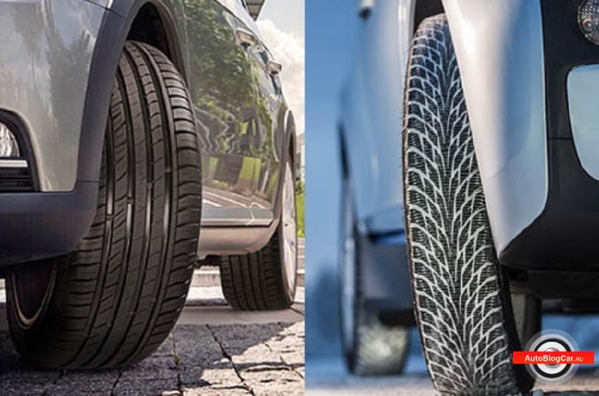 Какие зимние шины лучше покупать: узкие или широкие? Мнения экспертов и верные советы