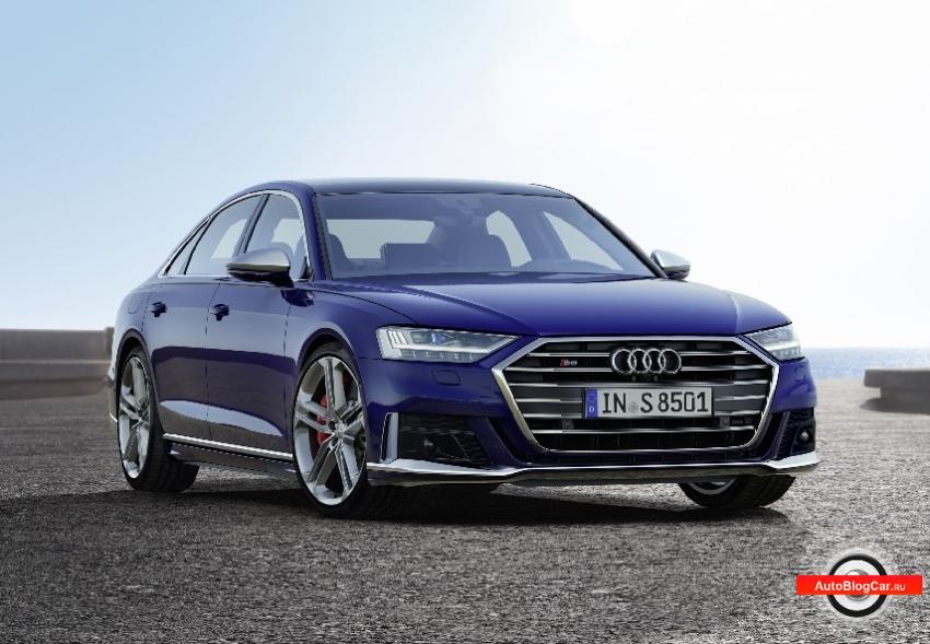 Честный обзор Audi S8 (Ауди С8) D5 CRDB 4.0 TFSI V8 571 л.с. Стоит ли покупать бизнес-седан?