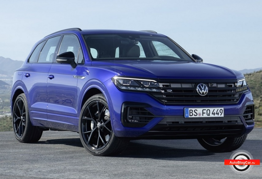 Честный обзор Volkswagen Touareg R (Фольксваген Туарег Р) DCBE 3.0 TSI V6 340 л.с. Цена, характеристики и ресурс