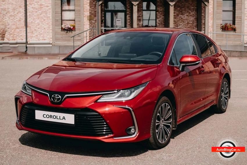 Честный обзор Toyota Corolla (Тойота Королла) 1ZR-FE 1.6 MPI 122 л.с. Цены, оснащение, характеристики и ресурс