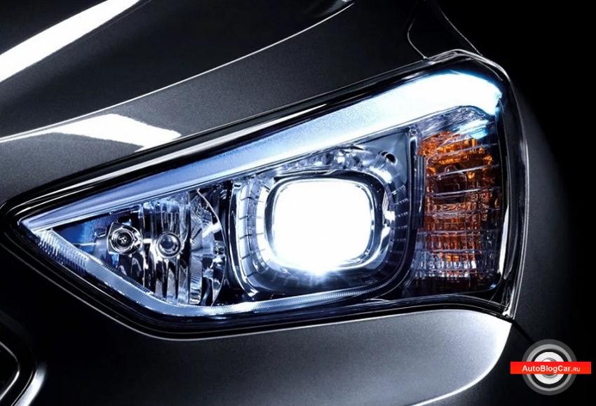 Штатные ксеноновые лампы в фарах автомобиля: особенности, устройство и преимущества