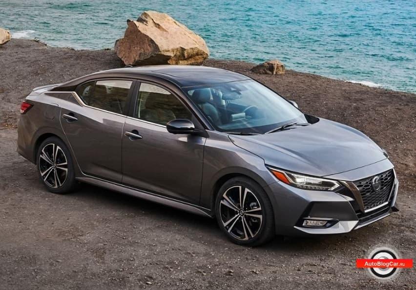 Честный обзор Nissan Sentra (Ниссан Сентра) HR16DE 1.6 MPI 117 л.с. Цены, характеристики, оснащение и ресурс