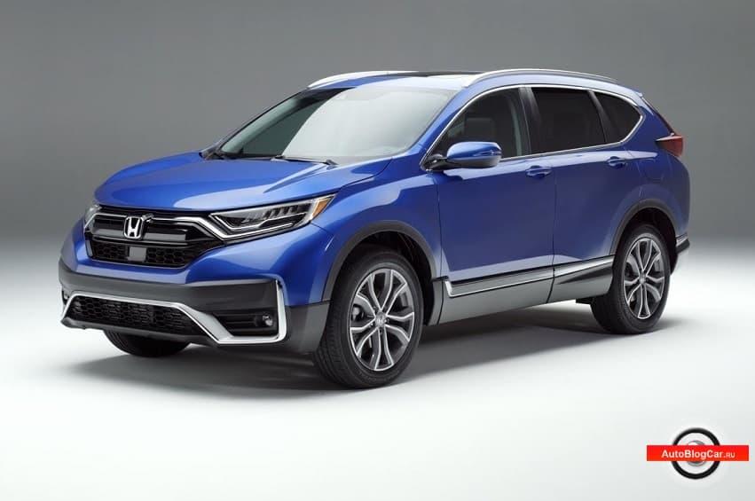 Честный обзор новой Honda CR-V (Хонда СРВ) R20A 2.0 VTEC 150 л.с - 2021 модельного года