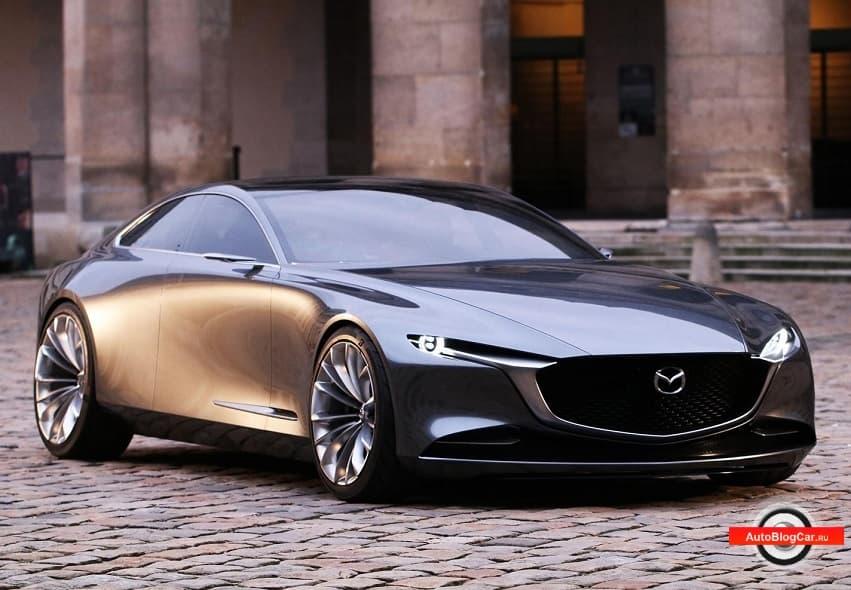 Честный обзор Mazda 6 (Мазда 6) 2022 Skyactiv-X 3.0 V6 350 л.с. Характеристики, оснащение, ресурс, фото и видео