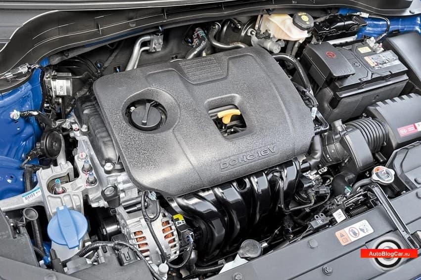 Двигатель Киа Селтос (Kia Seltos) - G4NH 2.0 MPI 16v 149 л.с: характеристики, надежность, проблемы и ресурс