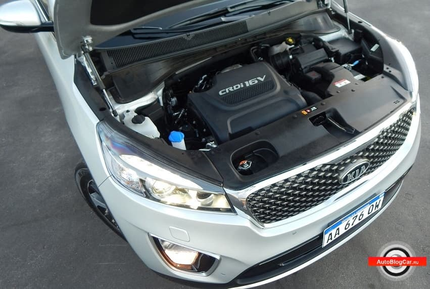 Двигатель Киа Соренто (Kia Sorento) - D4HB 2.2 CRDi 16v 197/200 л.с: надежность, характеристики и ресурс