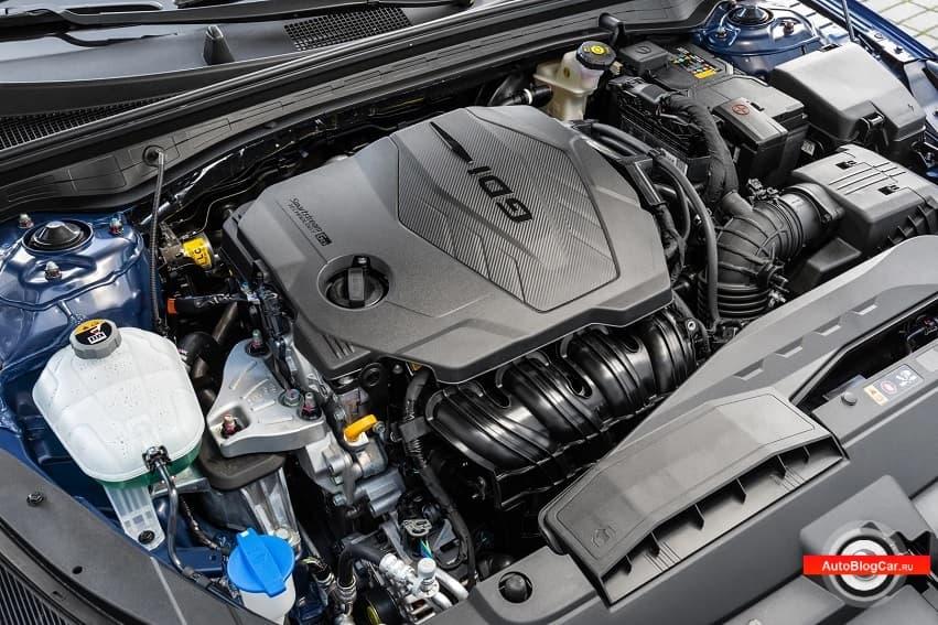 Двигатель нового Киа К5 (Kia K5) G4KN 2.5 GDI 194 л.с: характеристики, ресурс, проблемы и надежность