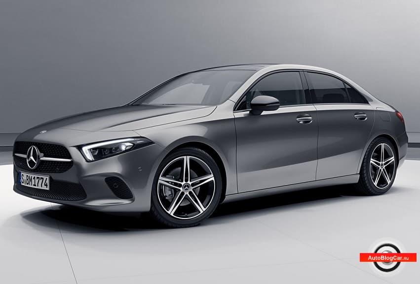 Честный обзор Mercedes-Benz A 200 Sedan 2021 с двигателями K9K 1.5 dCI 116 л.с и M282 1.3 T-GDI 150 л.с