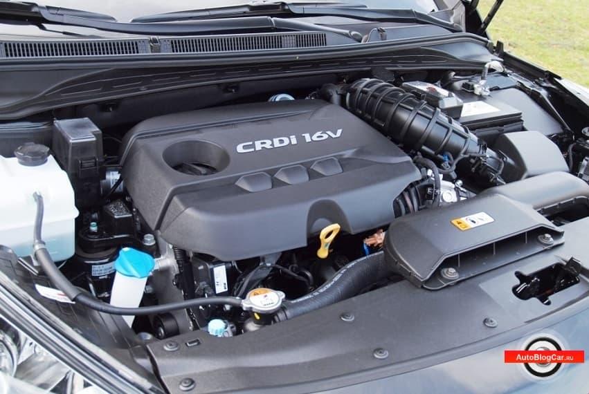 Двигатель Киа Сид/Хендай Элантра - D4FB 1.6 CRDi 115/128/136 л.с: характеристики, надежность и ресурс