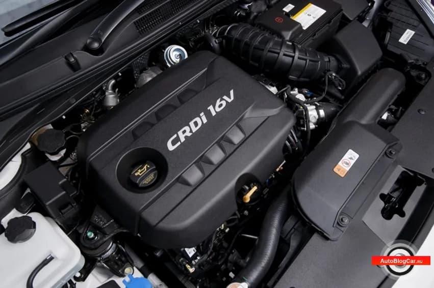 Двигатель Хендай Крета/Киа Рио - D4FC 1.4 CRDi 90 л.с: надежность, характеристики, ресурс и обслуживание