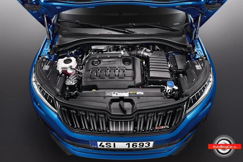 Двигатель Шкода Кодиак (Skoda Kodiaq) - DFGA 2.0 TDI 16v 150 л.с: характеристики, надежность и ресурс