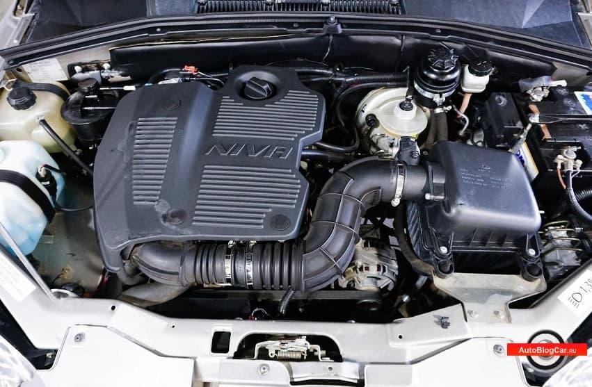 Двигатель новой Лада Нива Тревел - ВАЗ 2123 1.7 MPI 8v 80 л.с: ресурс, надежность, характеристики и проблемы