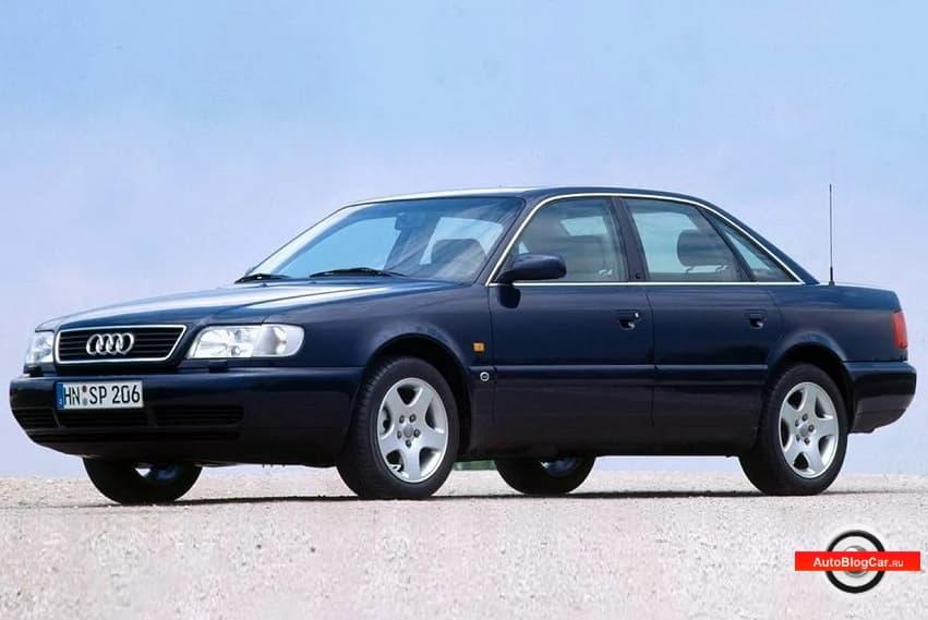 Честный обзор Ауди А6/Audi A6 C4 (1994 – 1997): двигатели, трансмиссии, подвеска, болячки и ресурс