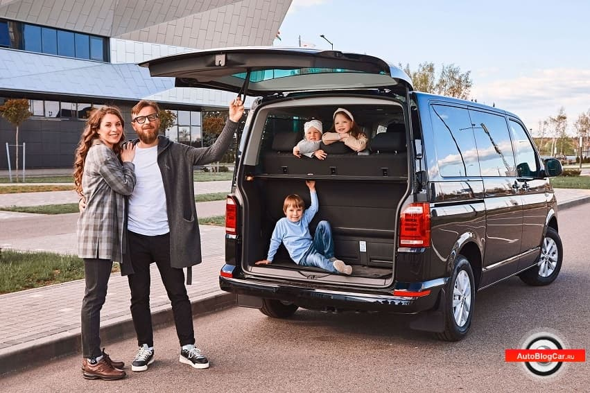 Какой семейный автомобиль лучше купить: кроссовер, внедорожник, минивэн или хэтчбек?