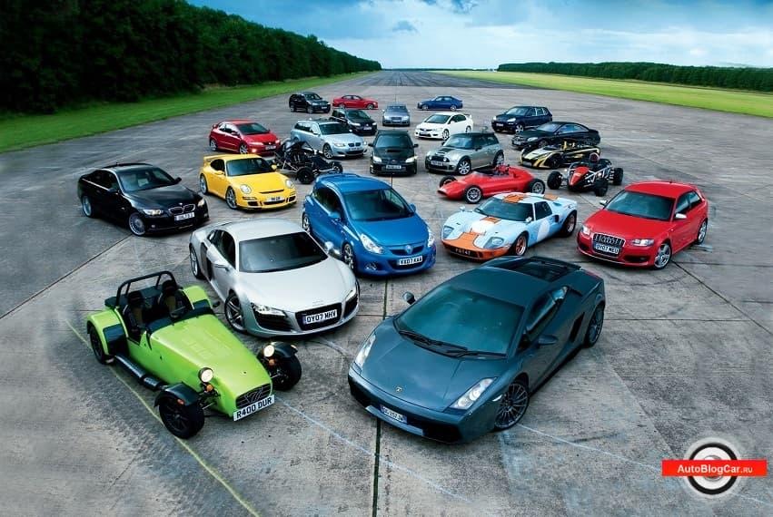 Самые популярные модели БМВ, Ауди, Рено, Фольксваген и Киа, которые произвели революцию на авторынке