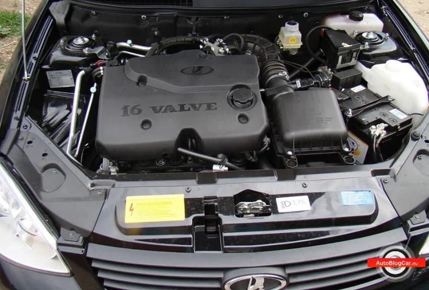 Как выбрать тосол для двигателя Лада Приора - ВАЗ 21126 1.6 16v 98 л.с?