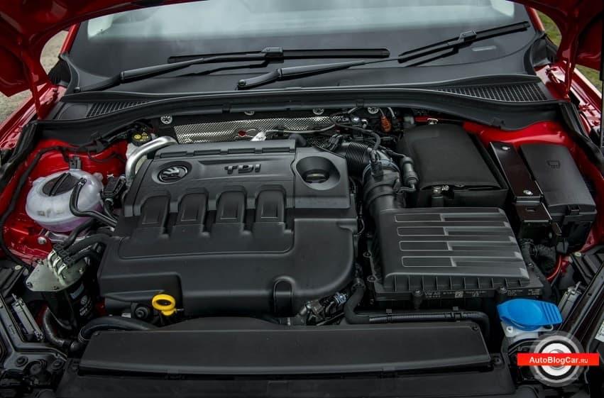Двигатель Шкода Суперб и Фольксваген Пассат - CRLB 2.0 TDI 150 л.с: характеристики, проблемы и ресурс