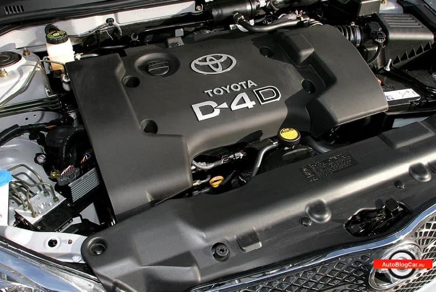 Проблемные топливные форсунки двигателя 1CD-FTV 2.0 D-4D (Тойота Рав 4/Королла/Авенсис)