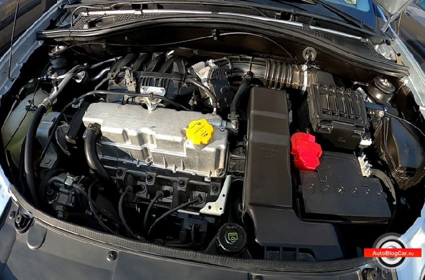 Достоинства двигателя ВАЗ 11182 1.6 литра на 8 клапанов 90 л.с (Лада Ларгус и Лада Гранта)