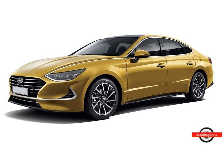 Честный обзор Хендай Соната (Hyundai Sonata) 2021/2022 G4NA 2.0 MPI 150 л.с и G4KM 2.5 MPI 180 л.с
