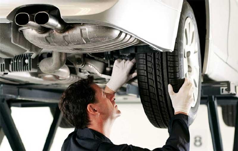 Что в автомобиле нельзя ремонтировать самостоятельно?