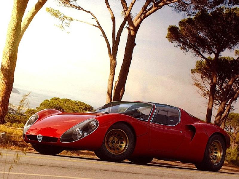 Alfa Romeo 33 Stradale 1967