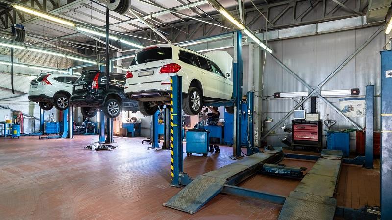 Профессиональный ремонт автомобиля