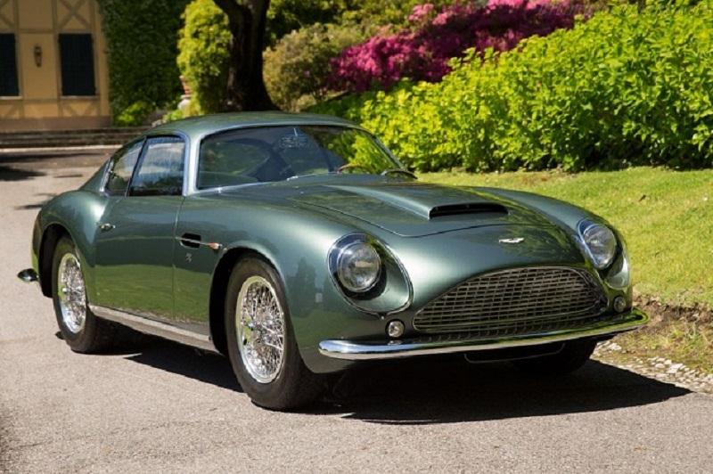 Aston Martin DB4 GT Zagato 1960