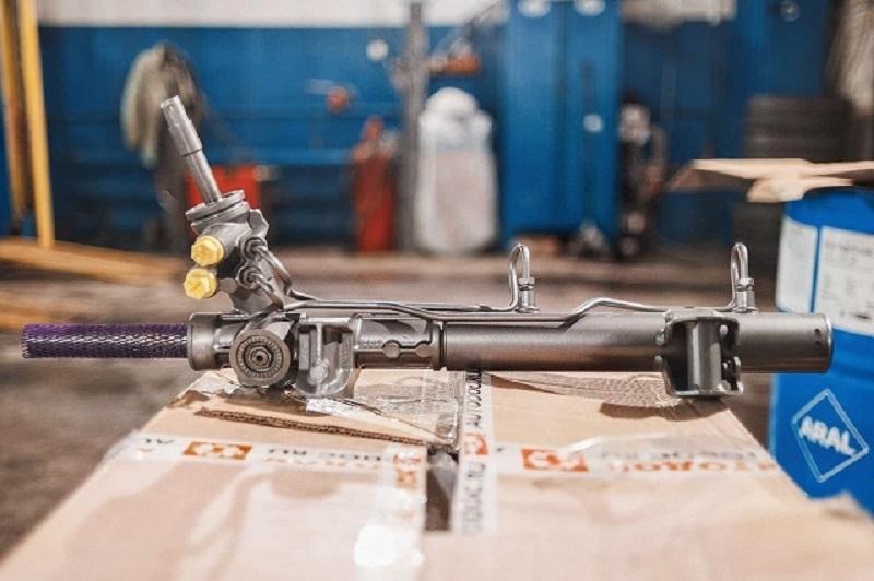 Ремонт рулевой рейки или новая рулевая рейка