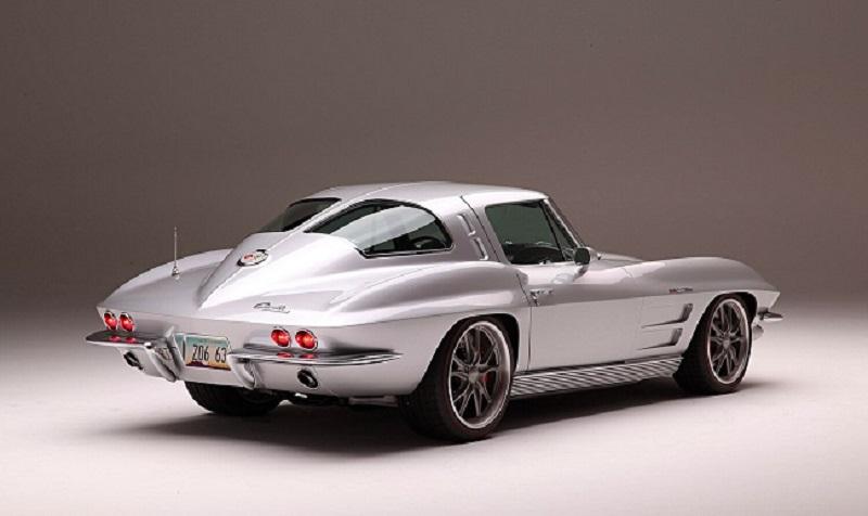 Chevrolet Corvette Sting Ray Coupe 1963