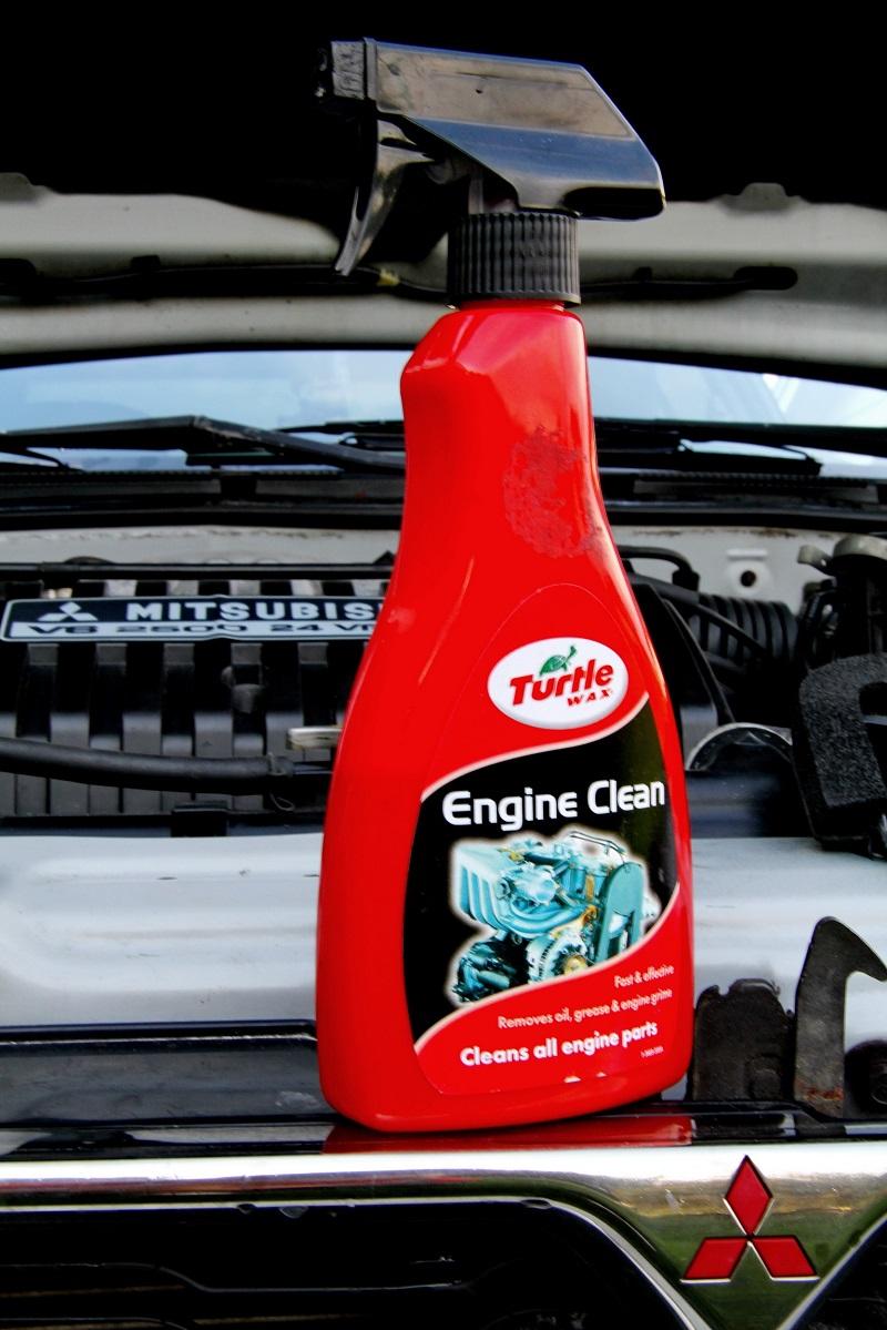 Turtle Wax Engine Clean