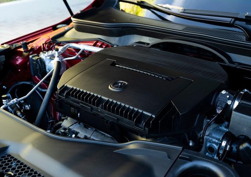 Acura MDX 2022, двигатель