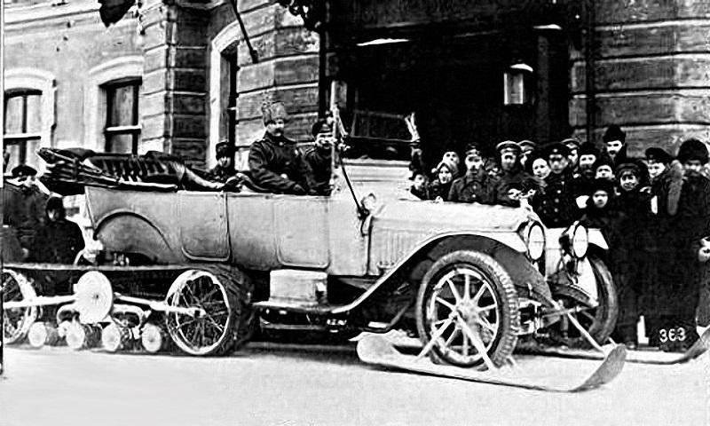 Rolls-Royce для Ленина