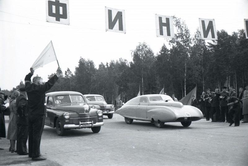 ГАЗ СГ1 «Победа Спорт»